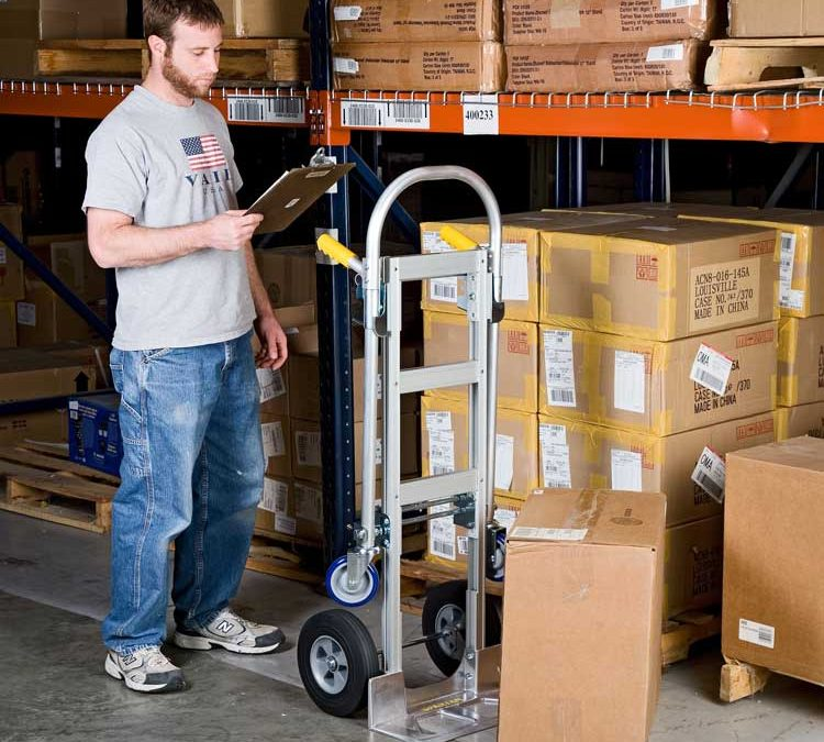 Five Benefits of Hand Trucks